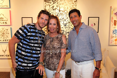 Gregory Siff, Andrea Lomasky and Jeffery Lomasky