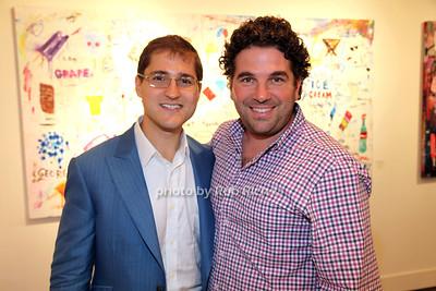 Eric Goodman and Ryan Ross