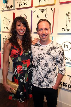 Nora Wetzel and Bryan Schulz