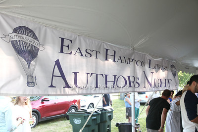 East Hampton Library Authors Night
