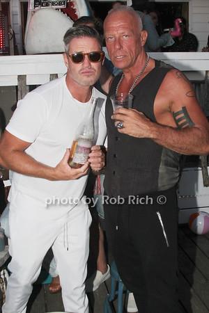 Ben Watts and Gary Spencer