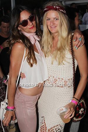 Nicole Langone and Caroline Fuss