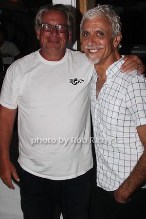 Rick Crabby Cowboy and Nick Pipino