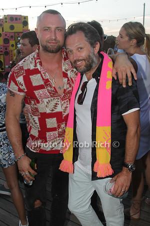 Dylan Hales and Jonny Valiant