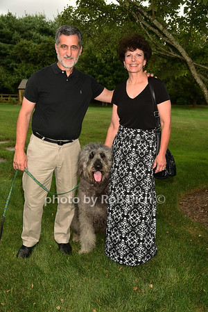 Bill Berloni, Bowdie, and Doroty Berloni