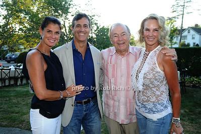Trish Burke, Ed Burke Jr., Mickey Palin, Podi Palin  photo by Rob Rich/SocietyAllure.com © 2016 robwayne1@aol.com 516-676-3939