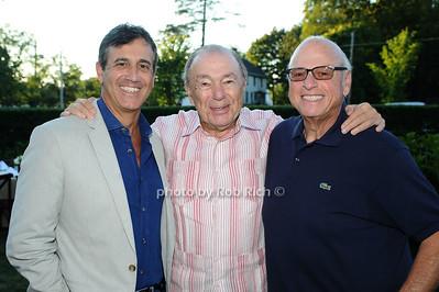 Ed Burke Jr, Mickey Palin, Howard Lorber  photo by Rob Rich/SocietyAllure.com © 2016 robwayne1@aol.com 516-676-3939