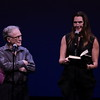 Dick Cavett, Brooke Shields<br /> photo by Rob Rich/SocietyAllure.com © 2016 robwayne1@aol.com 516-676-3939