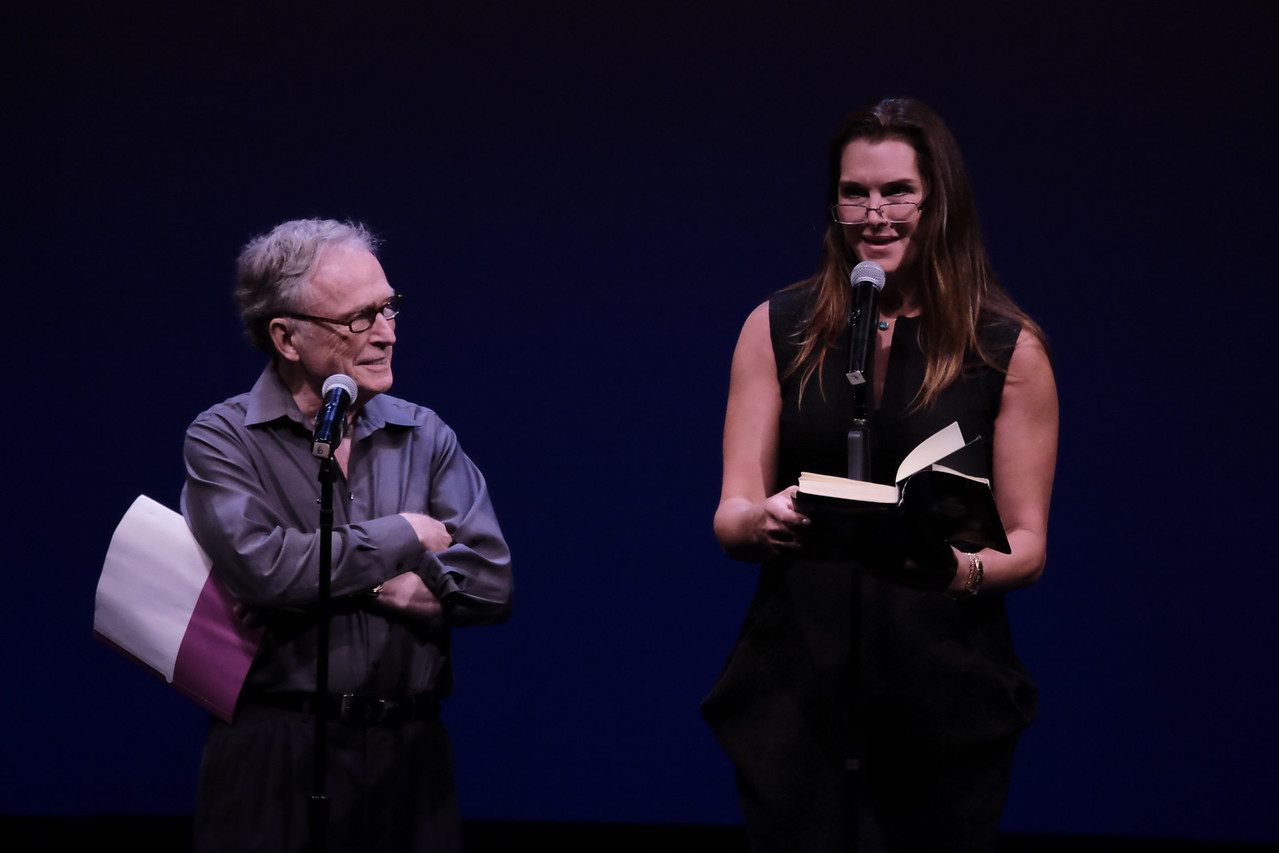 Dick Cavett, Brooke Shields