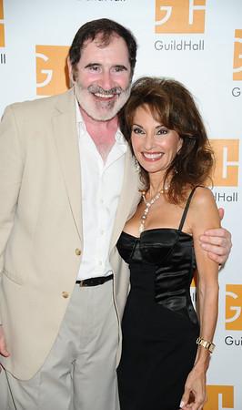 Richard Kind and Susan Lucci