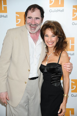 Richard Kind and Susan Lucci photo by Rob Rich/SocietyAllure.com © 2016 robwayne1@aol.com 516-676-3939