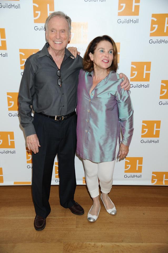 Dick Cavett and Tovah Feldshuhphoto by Rob Rich/SocietyAllure.com © 2016 robwayne1@aol.com 516-676-3939