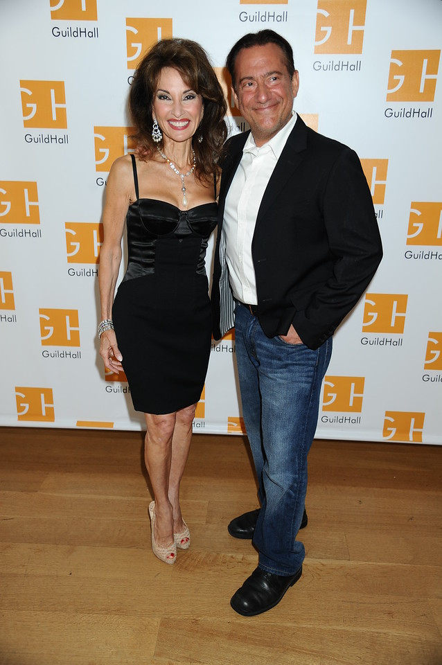 Susan Lucci and Eugene Pack