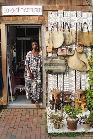 Soko Africanus pop up shop at Martine & Juan