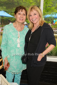 Kedaki Lipton, Judy Gilbert  photo by Rob Rich/SocietyAllure.com © 2016 robwayne1@aol.com 516-676-3939