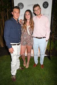 Tyler Alverado, Gina Geness, Christopher Cornoccio photo by Rob Rich/SocietyAllure.com © 2016 robwayne1@aol.com 516-676-3939