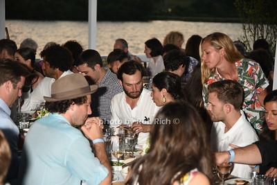 Dining at the Surf Lodge  photo by Rob Rich/SocietyAllure.com © 2016 robwayne1@aol.com 516-676-3939