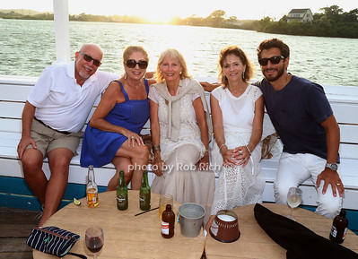 Abthony Rocco, Anne Rocco, Cathy Cannizzaro, Teresa King, Robert McKinley
