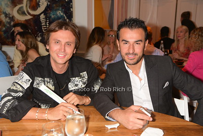 Jonathan Cheban and Zac Erdem photo by Rob Rich/SocietyAllure.com © 2016 robwayne1@aol.com 516-676-3939