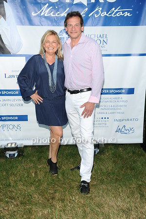 Michael Bolton Charities Hamptons 2016