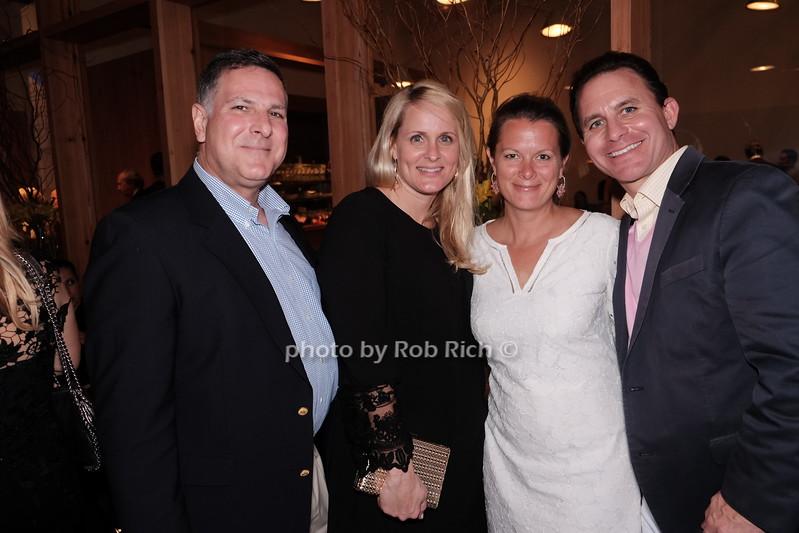 Ron Pollio, Britta Babashak, Isabel Kammerer, Ken Kreitsekphoto by Rob Rich/SocietyAllure.com © 2016 robwayne1@aol.com 516-676-3939