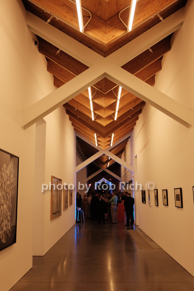 Parrish Arts Museum interior