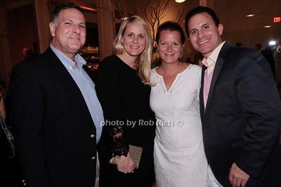Ron Pollio, Britta Babashak, Isabel Kammerer, Ken Kreitsek photo by Rob Rich/SocietyAllure.com © 2016 robwayne1@aol.com 516-676-3939