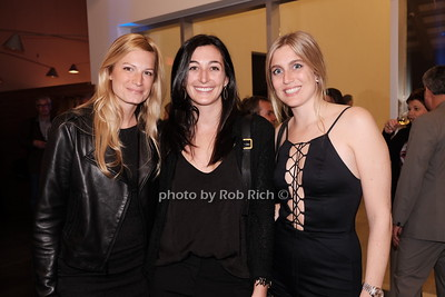 Jessica Von Hagen, Mariah Whitmore, Blair Gazza photo by Rob Rich/SocietyAllure.com © 2016 robwayne1@aol.com 516-676-3939