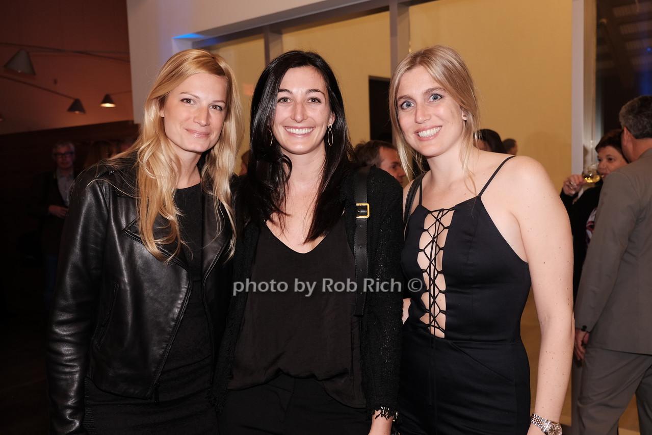 Jessica Von Hagen, Mariah Whitmore, Blair Gazzaphoto by Rob Rich/SocietyAllure.com © 2016 robwayne1@aol.com 516-676-3939