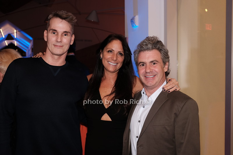 Chris Mathieson, Lynn Scotti, Richard Sinnott