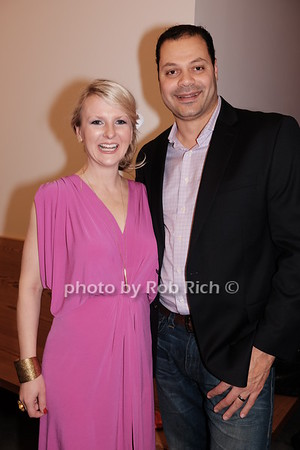Sandra Sadowski, Stefan Amraly photo by Rob Rich/SocietyAllure.com © 2016 robwayne1@aol.com 516-676-3939