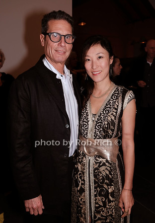 Mark Seidenfeld, Eunyoung Song photo by Rob Rich/SocietyAllure.com © 2016 robwayne1@aol.com 516-676-3939