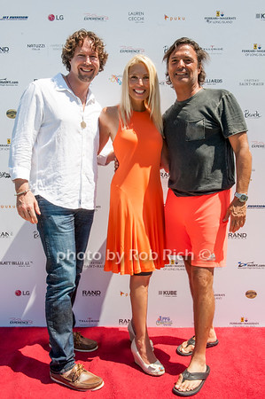 Tomas Hill, Gwen Bokine and Jeffrey Forester