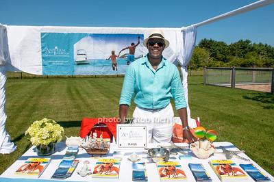 Dean Fenton for Antigua Barbuda
