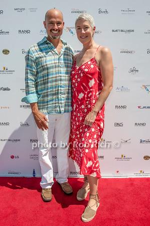 Kent Feuerring and Noelle Giddings