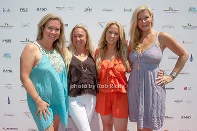 Dawn Costello, Michelle Lemoy, Kat Degree and Diane McNulty