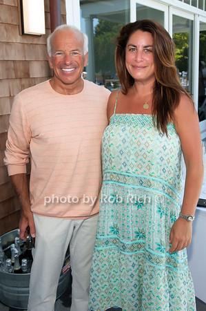 Gary De Persia and Jennifer Gould Keil