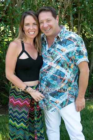 Alisha Geffner and Steve Carl