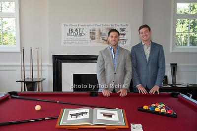 Jeff and Brian Roeder for Blatt Billards