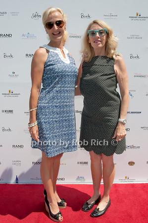 Ann Liguoir and Emilie Jackson