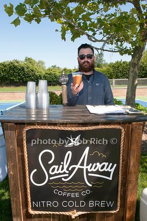 Ryan Hiebendahl for Nitro Cold Brew Sail Away Coffee Co.