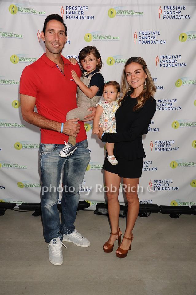Santiago Gonzalez, Lisette Gonzalez, Matis(child) and baby CamillaÊphoto by Rob Rich/SocietyAllure.com © 2016 robwayne1@aol.com 516-676-3939