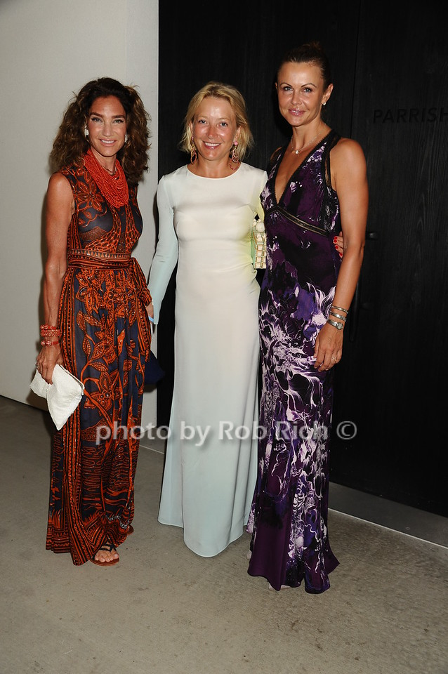 Tracey Amon, Janna Bullock, and Laura Nicklas