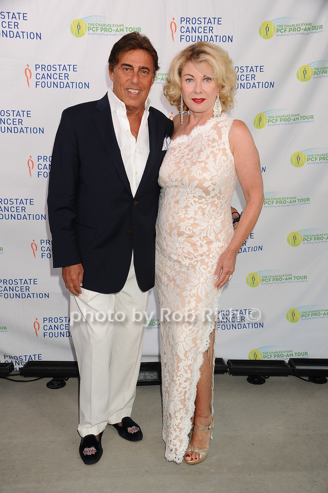 Arnie Rosenshein and Paola Rosenshein