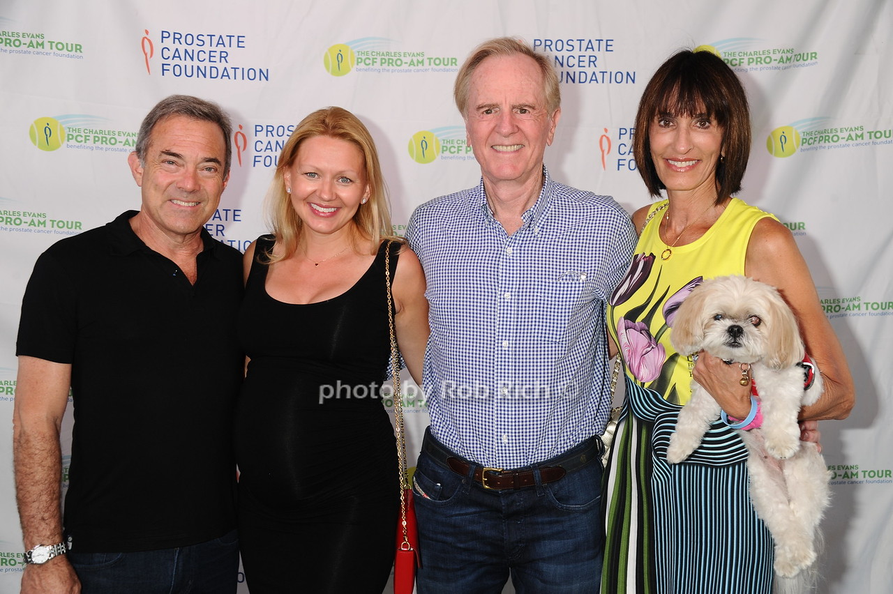 Jeffrey Kotzen, Luiza Kotzen, John Sculley, Diane Sculley