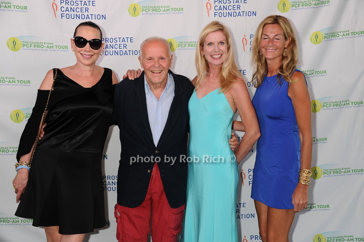 Carol Friedman, Henry Buhl, Marianna Olszewski, and Jennifer Joyce
