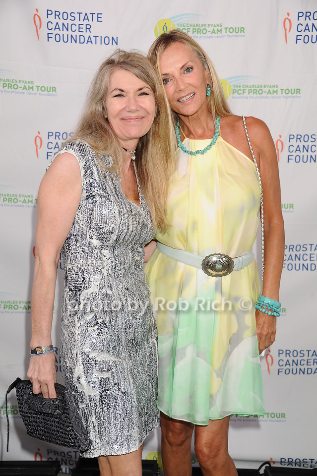 Plum Simons and Bonnie Evans