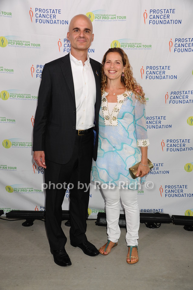 Mark Gerson and Erica Gerson