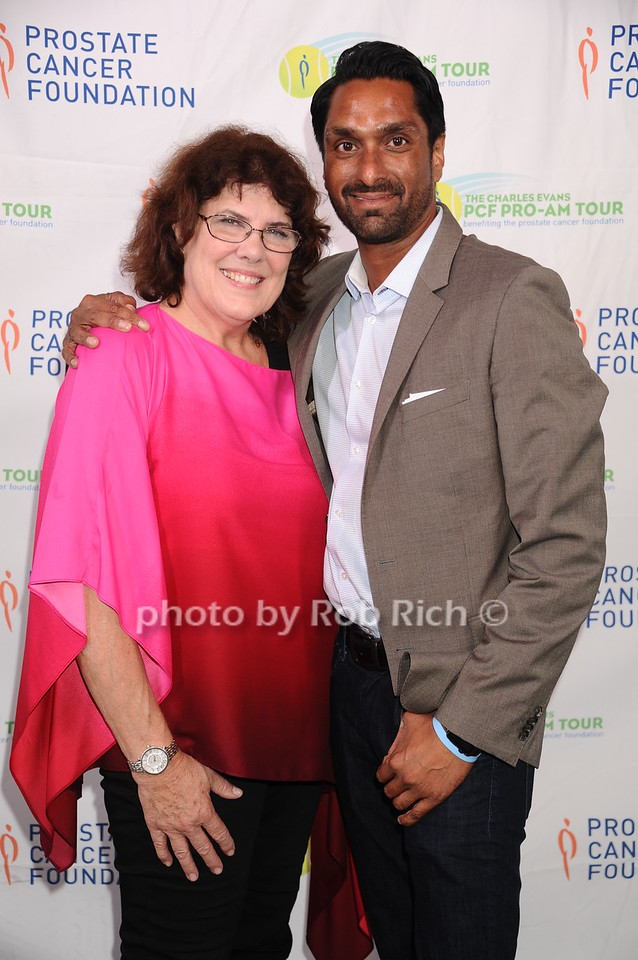 Jan Haber and Suran Wijayawardana