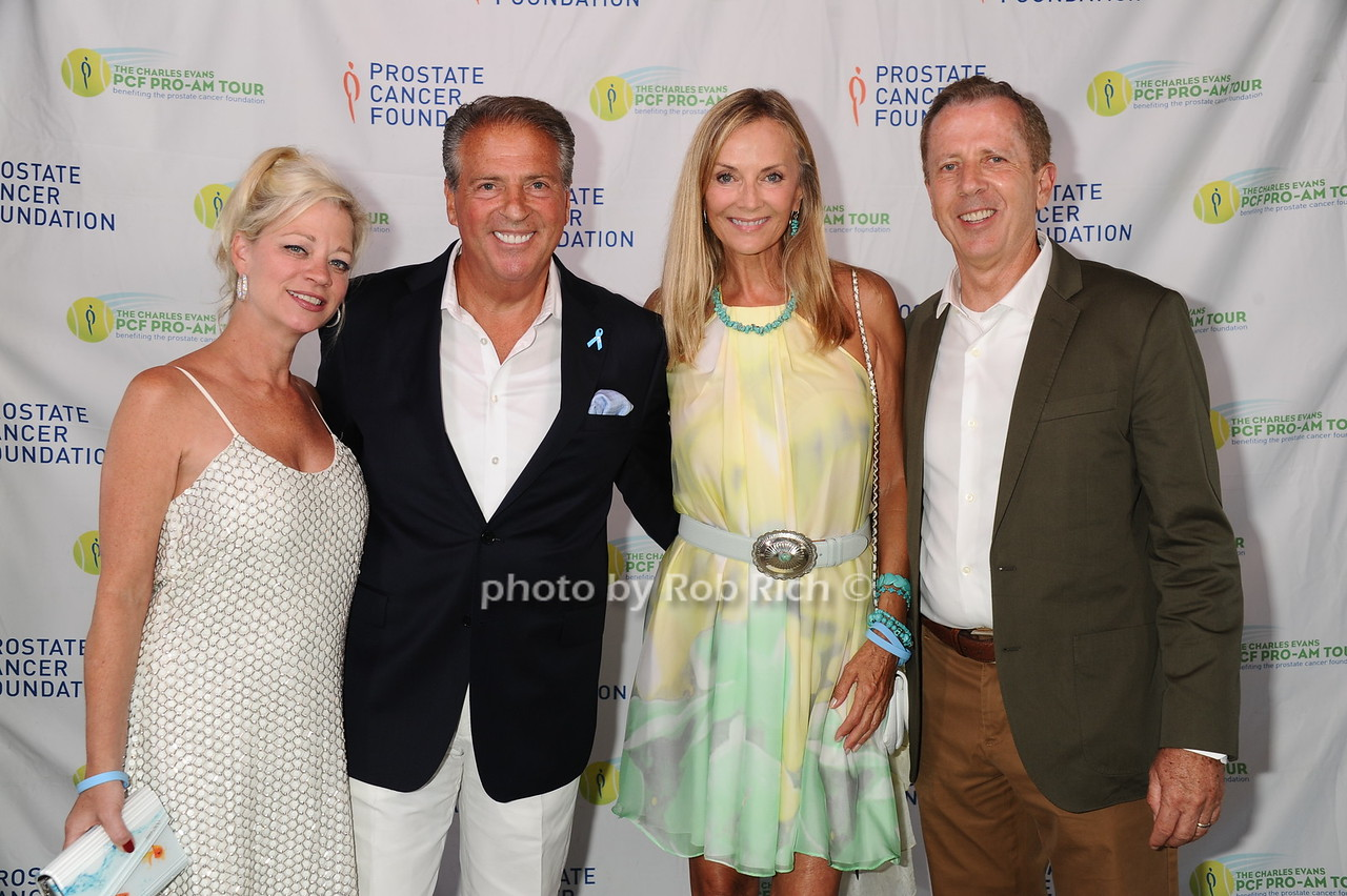 Jennifer Myles, Glenn Myles, Bonnie Pfeifer Evans, John Weston